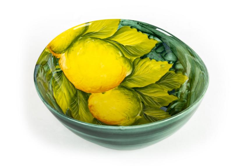 Groene schaal citroenen L NIEUW
