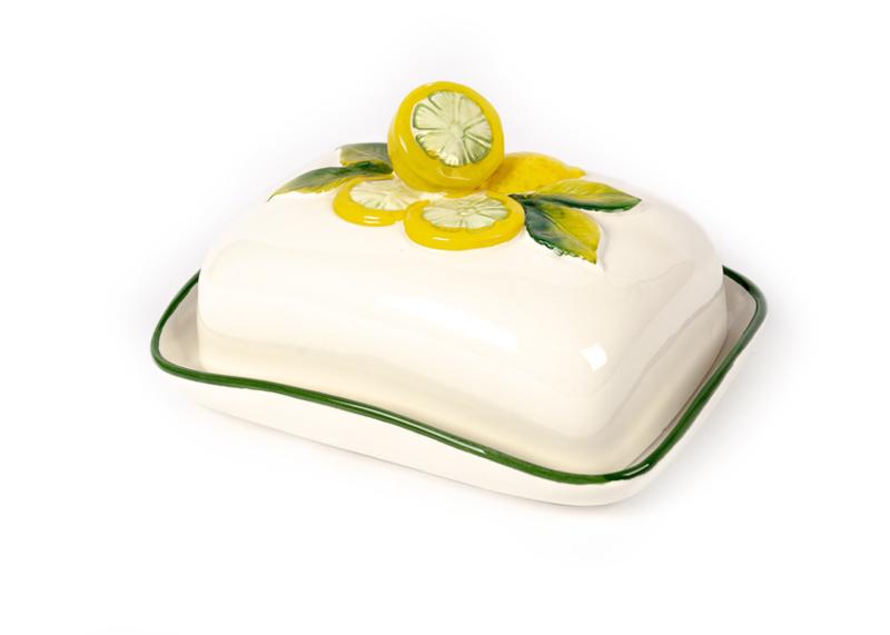 Botervloot met citroenen NIEUW