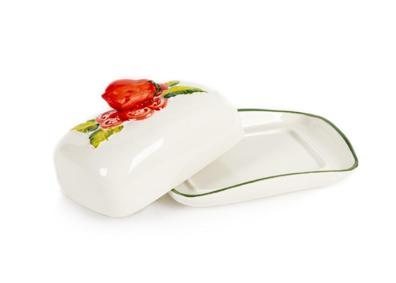 Botervloot  met tomaat