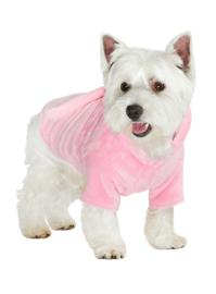 Badjas Urban Pup roze