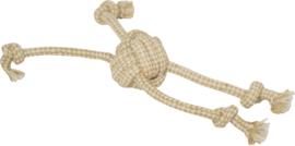 Bal met 4 touwen