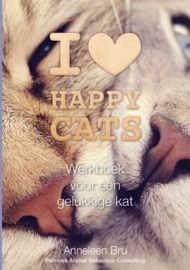 I love happy cats - werkboek