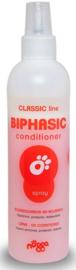 Biphasic spray