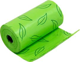 Poepzakjes groen (4)