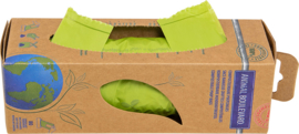 Composteerbare poepzakjes (grote rol)