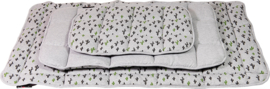 Pure Cotton Bench kussen (jersey cactus)