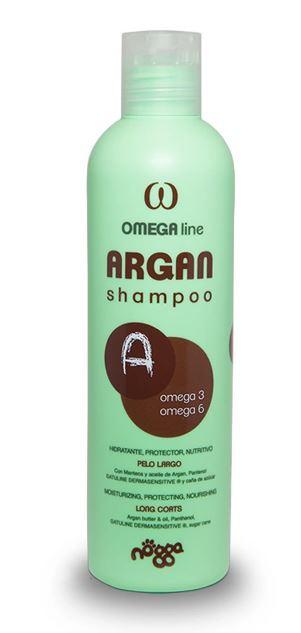 Omega Argan shampoo