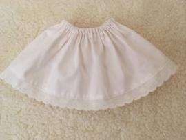Onderrok off - white / underskirt off - white