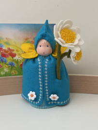 Bloemenkindje Margriet / Flowerchild Daisyflower