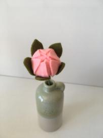Pioenroos zachtroze/ Peony soft pink