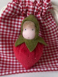 Aardbeien baby / Strawberry baby