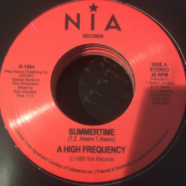 "High Frequency - Summertime (7"")"