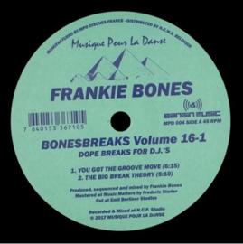"Frankie Bones - Bonesbreaks 16-1 (12"")"