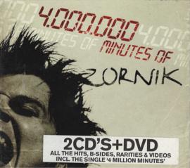 Zornik – 4.000.000 Minutes Of Zornik (2CD-DVD)