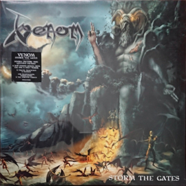 Venom  ‎– Storm The Gates