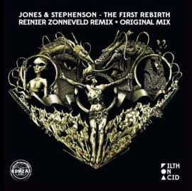 "Jones & Stephenson - The First Rebirth (Reinier Zonneveld RMX) (12"")"