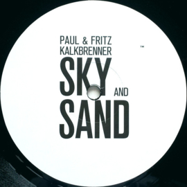 "Paul & Fritz Kalkbrenner ‎– Sky And Sand (12"")"