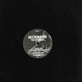 """Heckmann - Fist Up High EP (12"""")"""