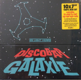 "VA ‎– Discobar Galaxie - 25 Light Years (10x7"")"