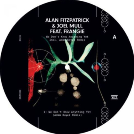 """Alan Fitzpatrick / Joel Mull - We Don't Know Anything Yet (12"""")"""