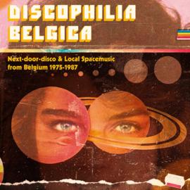 Discophilia Belgica : Next-door-disco & Local Spacemusic from Belgium 1975-1987 (Part 1/2)