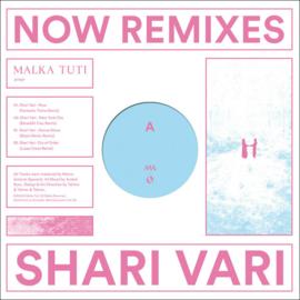 """Shari Vari – Now Remixes (12"""")"""