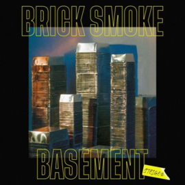 "Steiger - Brick Smoke Basement (10"")"