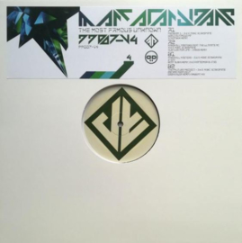 """Marc Acardipane – The Most Famous Unknown Remixes V4 (12"""")"""