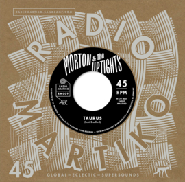 "Morton & The Uptights - Taurus / Montego (7"")"