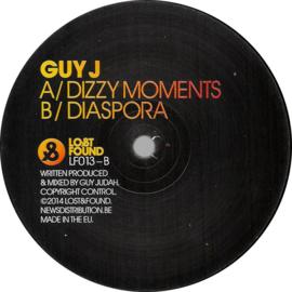 """Guy J – Dizzy Moments / Diaspora (12"""")"""