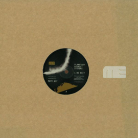 """Planetary Assault Systems – No Exit EP (12"""")"""