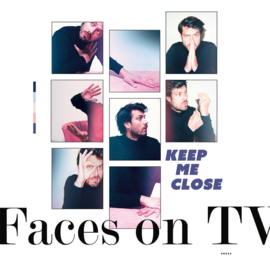 """Faces On TV - Keep Me Close EP (12"""")"""