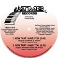 """Tommy McGee – Now That I Have You (12"""")"""