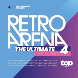 Topradio - The Ultimate Retro Arena Vol. 4