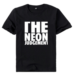 T-Shirt The Neon Judgement (L)