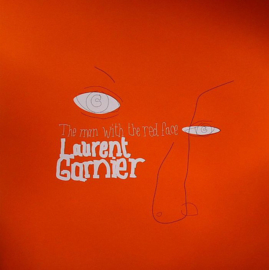 "Laurent Garnier ‎– The Man With The Red Face (12"")"