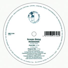 "Scorpio Rising - Nagasaki (12"")"