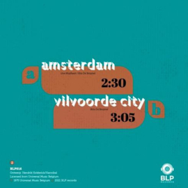 "Kris De Bruyne - Amsterdam (7"")"