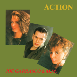 "Joe Garrasco & M.M. ‎– Action (12"")"