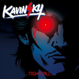 "Kavinsky ‎– Nightcall (12"")"