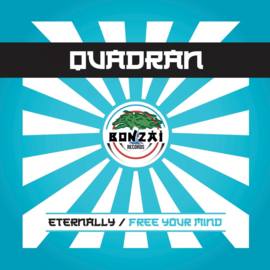 "Quadran - Eternally / Free Your Mind (7"")"