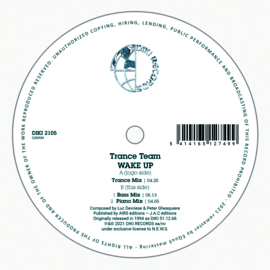 "Trance Team - Wake Up (12"")"