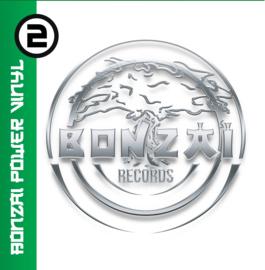 "VA - Bonzai Power Vinyl 2 (2x7""- BLACK)"