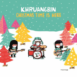 "Khruangbin - Christmas Time Is Here (7"")"