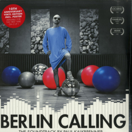 Paul Kalkbrenner ‎– Berlin Calling (The Soundtrack)