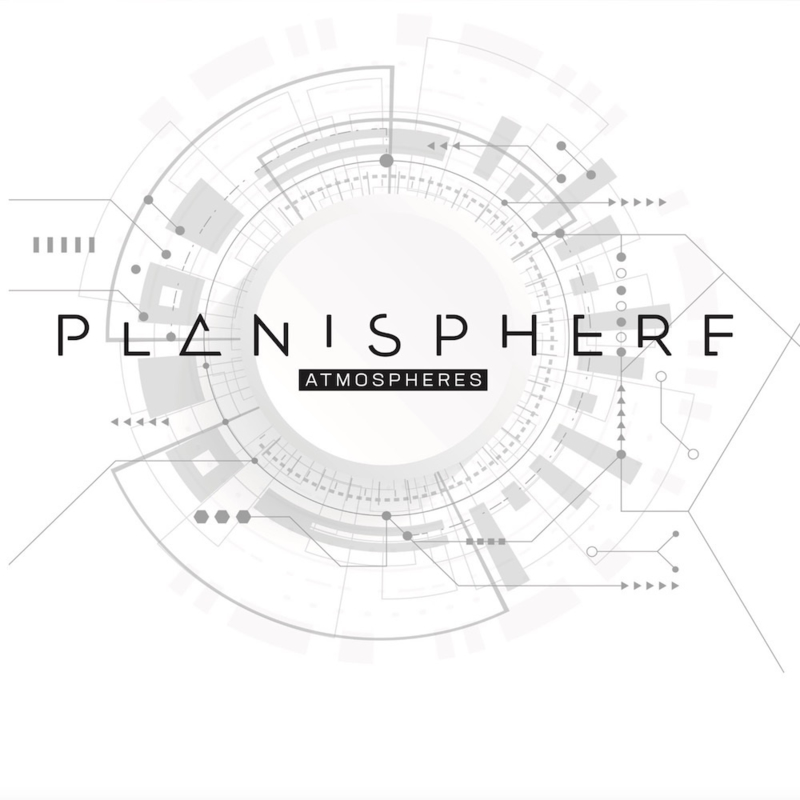 "Planisphere - Atmosphere (2x12"")"