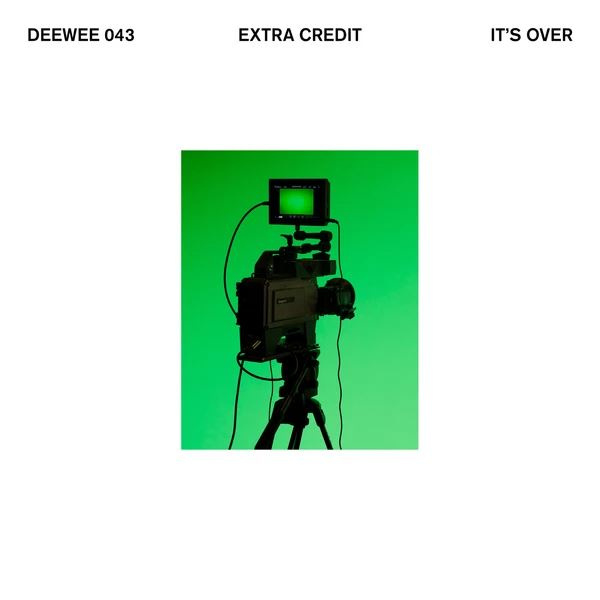 """Extra Credit - It's Over / Drive Me (12"""")"""