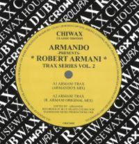 "Armando Pres. Robert Armani - Armani Traxx / Circus Bells (12"")"