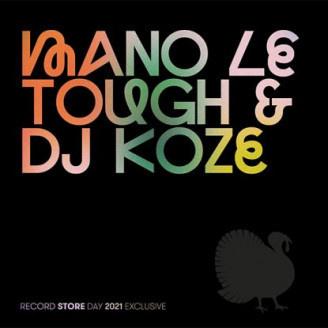 "Mano Le Tough & DJ Koze – RSD 2021 Exclusive(12"")"