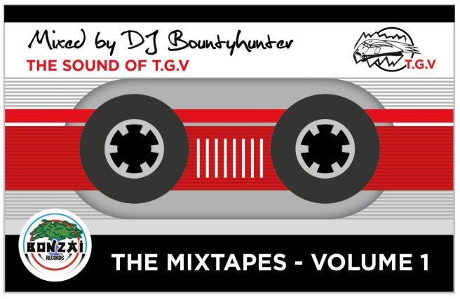 VA - The Mixtapes Vol 1 (mixed by Bountyhunter)(MC)